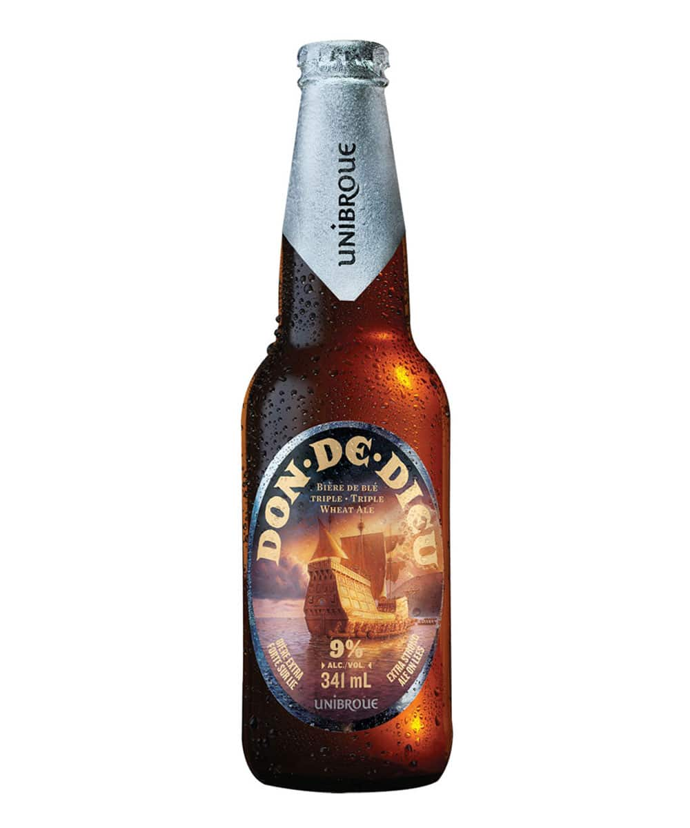Beer Don de Dieu Unibroue