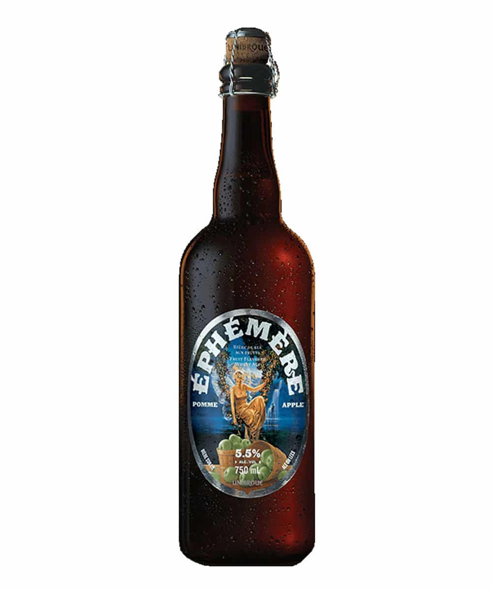 Beer Éphémère apple Unibroue