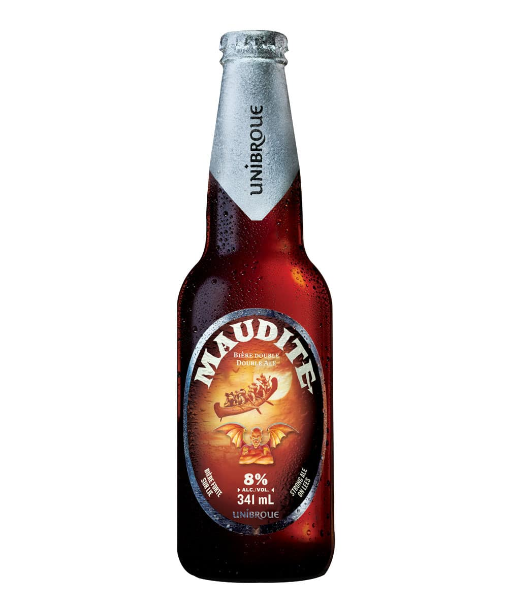 Beer Maudite - Unibroue