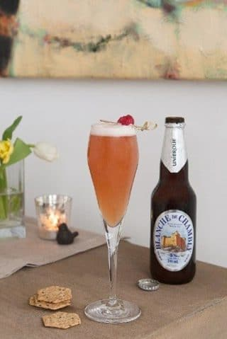 Beer Blanche de Chambly - Unibroue