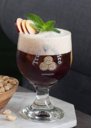 Beer Trois pistoles - Unibroue in Europe